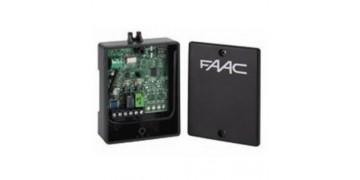Внешний двухканальный приемник радиосигнала Faac XR2 868