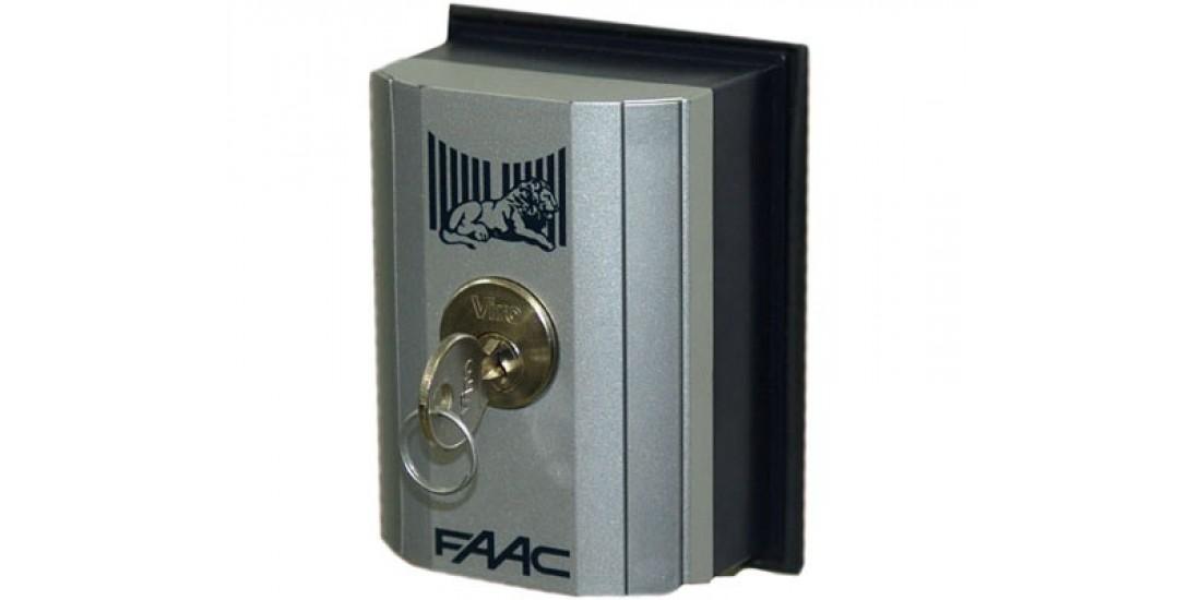 Ключ-кнопка Faac T10E