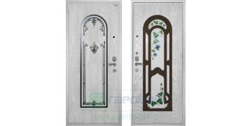Стальная дверь ДС 3У «Прованс»