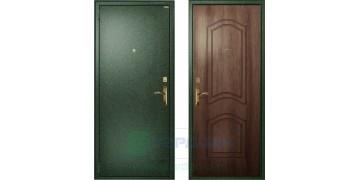 Стальная дверь ДС 1 «Стандарт 02»