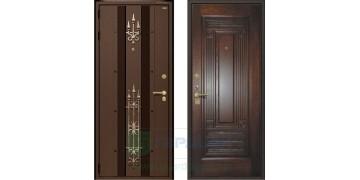 Стальная дверь ДС 3У «Италия 01»