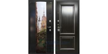 Стальная дверь ДС 3 «Прага»