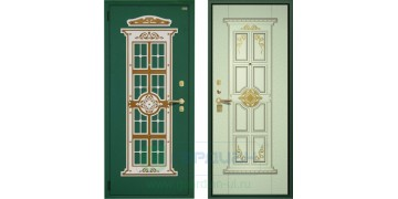 Стальная дверь ДС 3 «Империя 01»