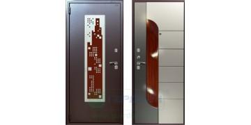 Стальная дверь ДС 3 «Спарта»