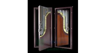 Стальная дверь ДС 9