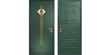 Стальная дверь ДС 2 «Троя»