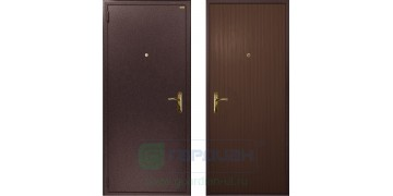 Стальная дверь ДС 1 «Стандарт 01»