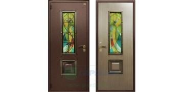 Стальная дверь ДС 2 «Гудвин 01»