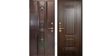 Стальная дверь ДС 3 «Симфония 02»