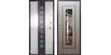Стальная дверь ДС 2 «Тауэр 01»