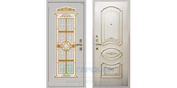 Стальная дверь ДС 3 «Империя 02»