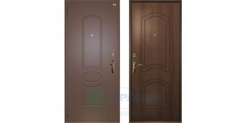 Стальная дверь ДС 1 «Эталон 02»