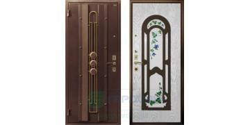 Стальная дверь ДС 3 «Эдем»