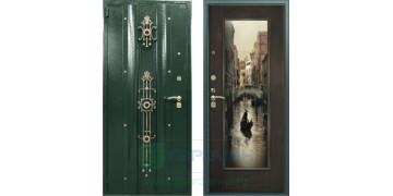 Стальная дверь ДС 2 «Симфония 01»