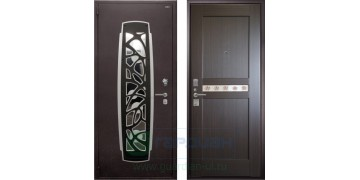 Стальная дверь ДС 3У «Магия»