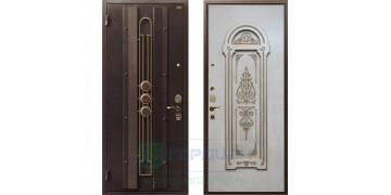 Стальная дверь ДС 3У «Лира»
