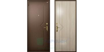 Стальная дверь ДС 1 «Эталон 01»