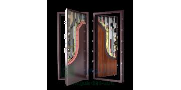 Стальная дверь ДС 4