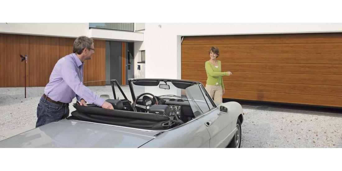 Приводы гаражных ворот Hörmann