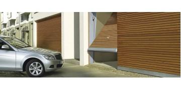 Ворота для коллективных гаражей Hörmann