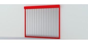 Противопожарная штора
