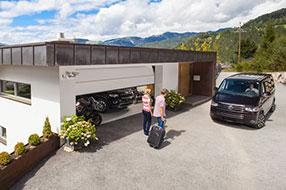 Галерея гаражных ворот TREND
